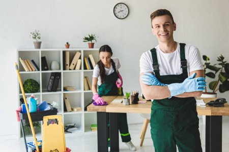 Meilleurs services de conciergerie et de nettoyage de bureau